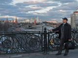 Фотоотчет о выгуливании по Москве мужа Иры Гриненко ! ;)