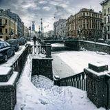 Петербург, Екатерининский канал, 2 марта