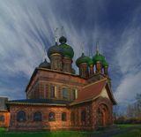 Ярославль. Церковь Иоанна Предтечи