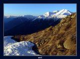 горы кавказ закан