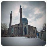 Соборная мечеть.Панорама, 4 кадра.