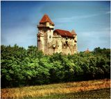 Нижняя Австрия, замок Лихтенштайн