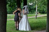 свадьба, Коломенское, лето, невеста