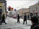 Вчера, в пятницу, в москве прошёл заключительный аккорд снегопада. Сегодня - дождь. Весна!