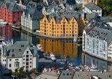 Норвегия.Алесунд