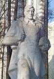 Памятник солдатам Великой Отечественной войны