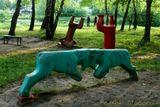 Скульптура г. Калуги