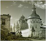2006 год.Июнь.Ростов Великий. Вечер.