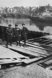 День Победы. 9 мая 1945 года. Берлин.