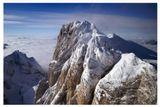 """самая высокая точка в Альпийских Доломитах, Marmolada, 3 342 м. Несколько прошлых карточек с птицами сняты именно с той точки где и находятся """"три товарища"""" )"""