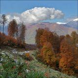 """Осень на """"Красной Поляне"""""""