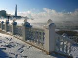 Севастополь. Зима.