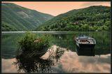 Македония река лодки горы