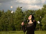 модель-Лидия Завьялова