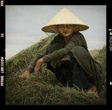 юж. Вьетнам. Этническая деревенька, недалеко от города Фанранг.