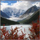 Озеро Маашей, ледник Маашей, Горный Алтай.Приглашаю в горные фото-походы по Алтаю!http://pohodnik.info