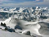 Альпы Франция Труа Вале Куршевельдля тех кому сейчас жарко - эта работа!..))