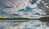 Озеро Арно на севере Кольского полуострова
