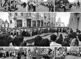 Панорама Арбата восьмидесятых...