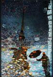 Магнитный полюс мира - Петербург.Изменчивые контуры погоды.Расплывчатые абрисы фигур.Обманчивые профили свободы.Мозаика случайных полувстреч.Упрямое спокойствие каналов.Бессмысленных рассветов полуречь.Эклектика соборов. Шпилей жала.Мятежных душ невидимый каркас.Магнитный полюс мира выбрал нас.(с)Татьяна Канцева