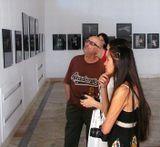 На фотовыставке в г.Ташкенте