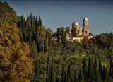 Новый Афон. Абхазия. Осень