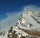 Альпы Австрия Зольден