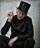 Модель и актер – Антон Ескин. Сайт актера www.aeskin.ru