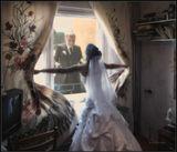 Реальный кадр во время выкупа невесты :) 4-й этаж :)