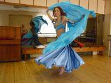 Восточные  краски  Зеркальный танцевальный зал День