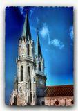 церковь монастыря Клостернойбург, Австрия