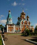 так и звучит, если называть по месторасположению...Храм Ильи-пророка (г. Комсомольск-на-Амуре, район Дзёмги)