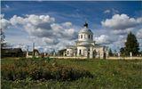 Храм Георгия Победоносца.Тверская область