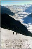 ледник Кавказ Домбай