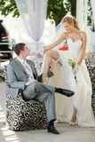 начало супружеской жизни ;)