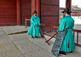 Южная Корея, Сеул, Королевский дворец, 2010