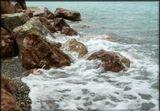 камни морская пена