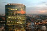 Вид с башни Федерация, Москва-сити