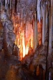 Пещера Сорек под Иерусалимом в Израиле