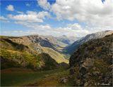 Ущелье Кора. Джунгарские горы. Казахстан.