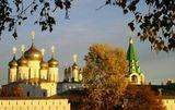Макарьевский монастырь. Октябрь. Вечер.