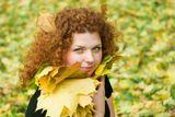Вариции на тему осени, красивой девушки и Гелиоса 44-2