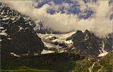"""Италия. Национальный природный парк """"Гран-Парадиссо""""."""