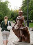 Снято на утренней прогулке в г Хабаровск    город  памятник человек улыбка