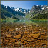 Горный Алтай, Катунский хребет, Мультинские озёра. Приглашаю в горные фото-походы на Алтай! http://pohodnik.info