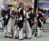 Франция, ночь музеев, реконструкция, история, 1812, Наполеон, война
