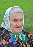 старость, бабушка, Гигуниха, Беларусь, платок, женщина,