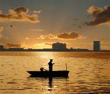 рыбалка Акко восход