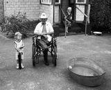 дедушка бабушка внучка