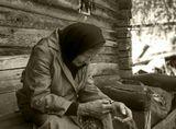 Пелагея Ивановна Андросова,Год рождения 1922Деревня Чёрный поток, Калужская губерния, РусьМай, 2010, наш век